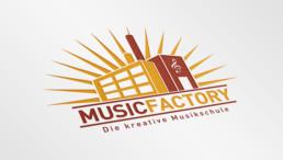 Logoerstellung für Musicfactory Köln