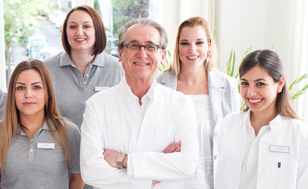 Webdesign für Zahnärzte - warum gute Fotos essenziell sind